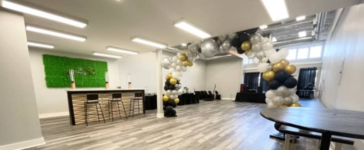 Modern Loft Event Space in Pittsburg Hero Image in Old Town, Pittsburg, CA