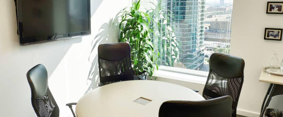 5-Person Meeting Room   Lake Joe in Toronto Hero Image in South Core, Toronto, ON