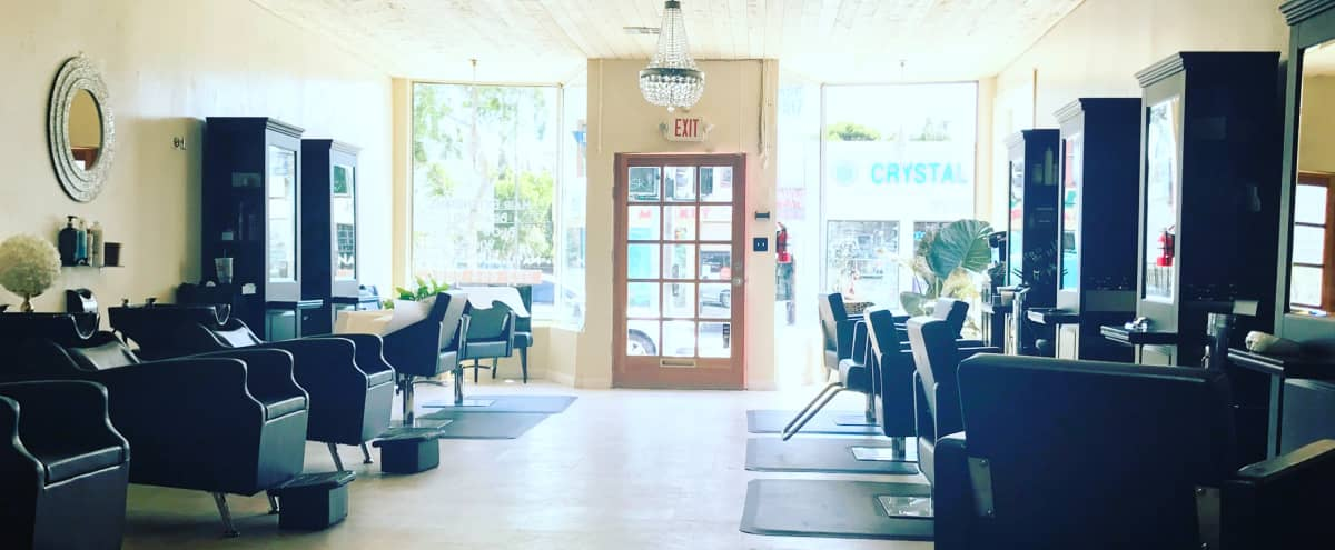 Spacious Up Scale Salon in Historic WeHo, Great location for ANYTHING! in West Hollywood Hero Image in Central LA, West Hollywood, CA