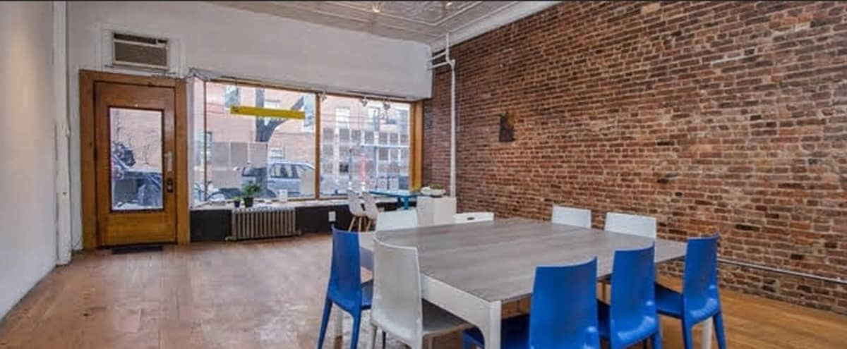 Rustic Gallery in Vibrant Redhook in Brooklyn Hero Image in Red Hook, Brooklyn, NY