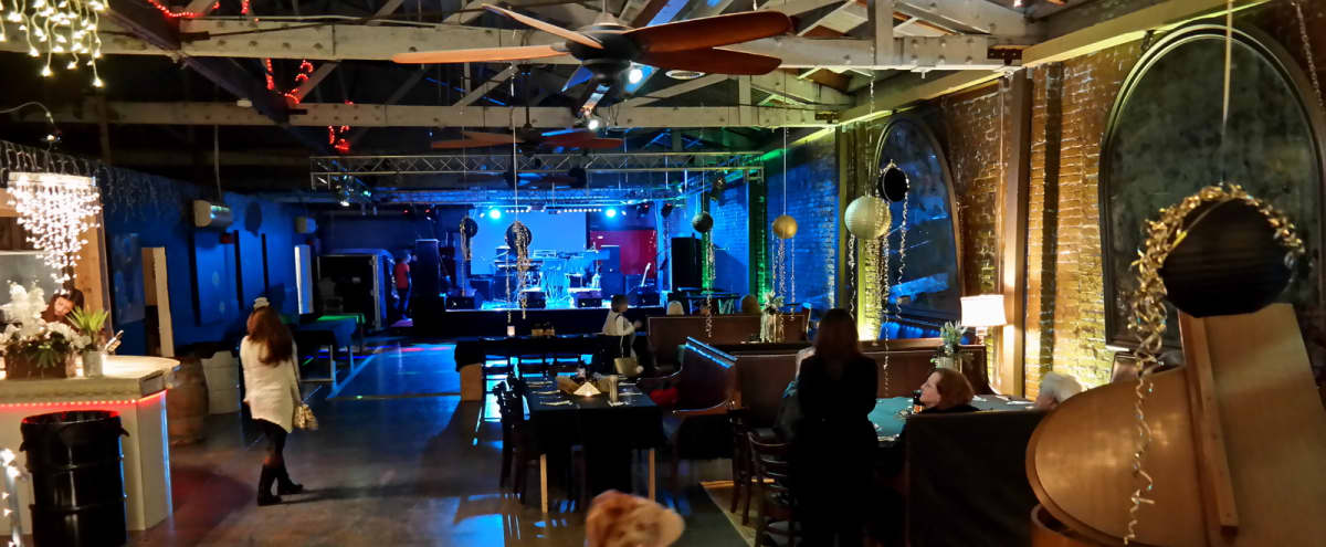 Downtown LA huge 7.500 sqf  space Hourly rent for Events, Concert, DJ, Filmmaker, Exhibitions in Los Angeles Hero Image in Downtown, Los Angeles, CA