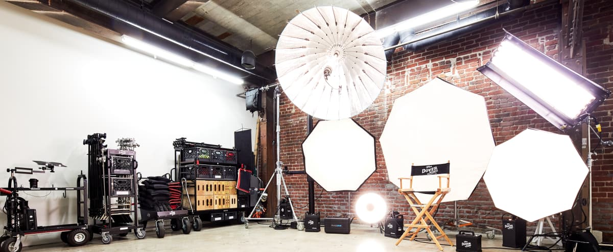 Fully Equipped DTLA Photo Studio *Moving Sale Special Rate in Los Angeles Hero Image in Downtown, Los Angeles, CA