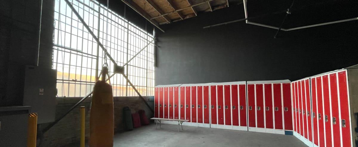 Locker-Room Standing Set in Los Angeles Hero Image in South Los Angeles, Los Angeles, CA