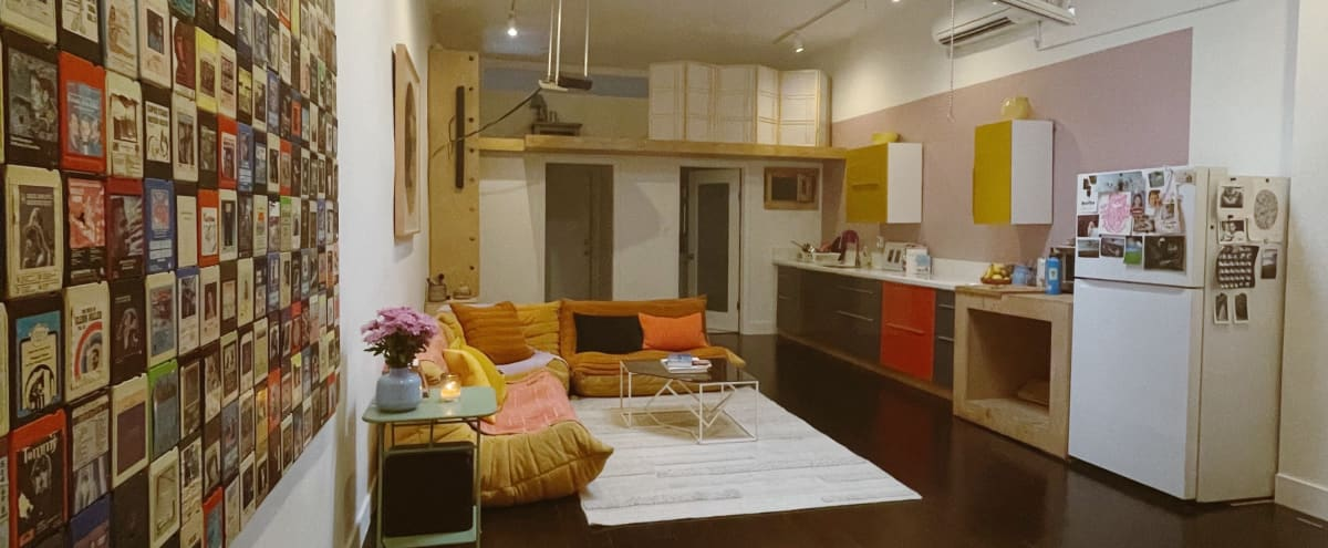 Vibrant Short Term Production Space w/ Attached Dance Studio in the Heart of Silverlake in los angeles Hero Image in Silver Lake, los angeles, CA