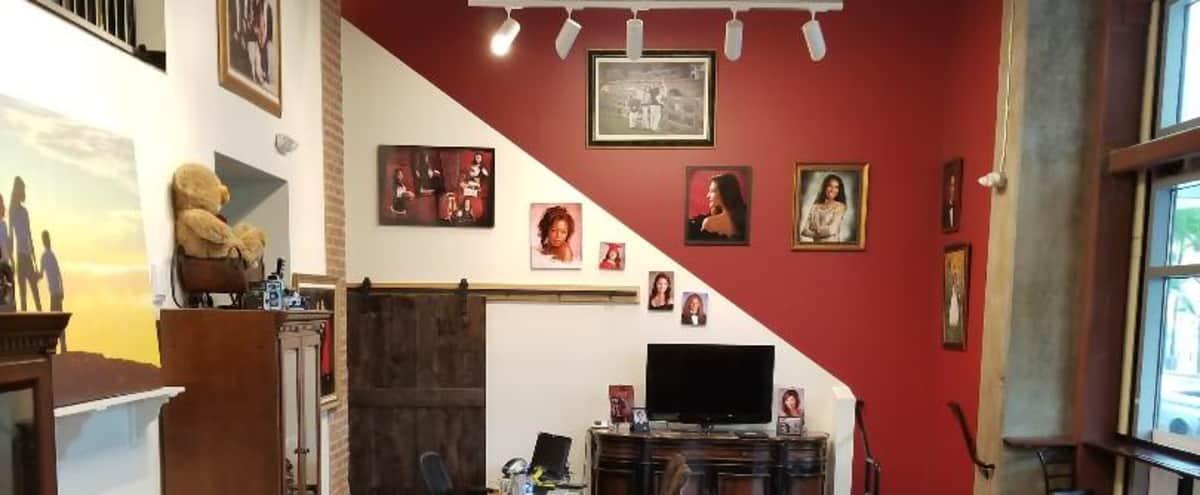 Photography Studio / Art space in San Jose Hero Image in Central San Jose, San Jose, CA