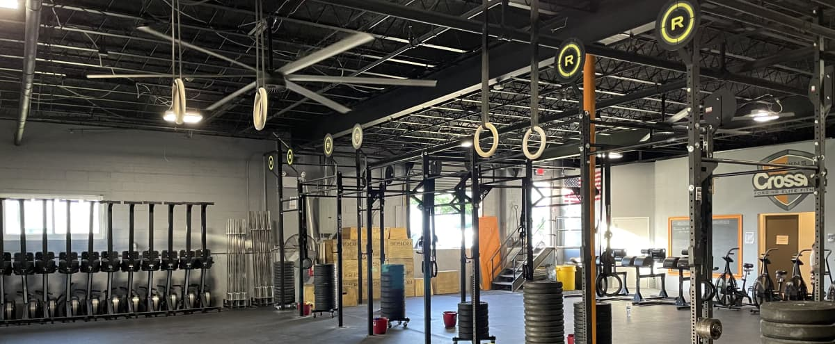 Crossfit Gym Facility located near JFK Airport in Inwood Hero Image in undefined, Inwood, NY