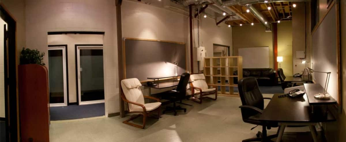 Heart of Hollywood Bullpen Production Suite in Los Angeles Hero Image in Central LA, Los Angeles, CA