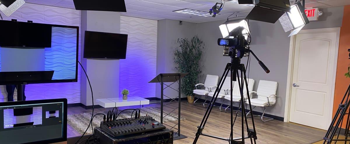Studio, Filming, Recording, podcasting etc. in Riverside Hero Image in La Sierra, Riverside, CA