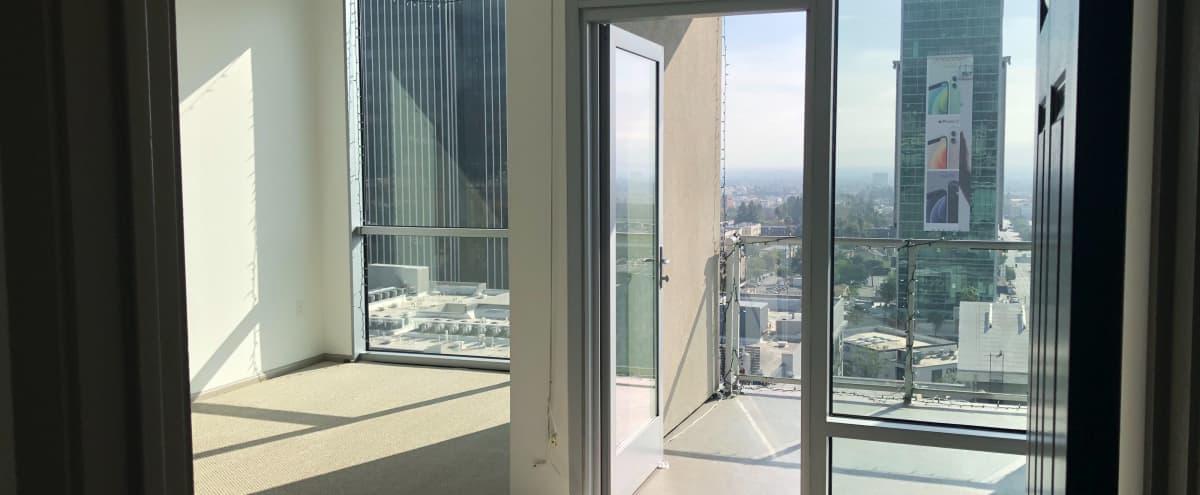 Penthouse Master Bedroom in Los Angeles Hero Image in Hollywood, Los Angeles, CA