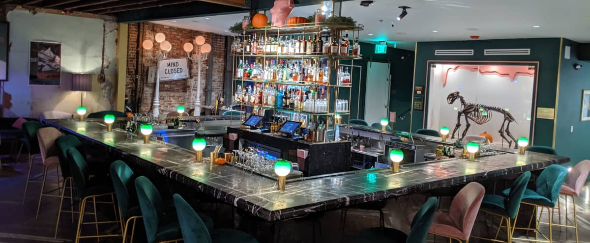Huge Eccentric Cocktail Bar Event Space for 125 People in Orlando Hero Image in Northeast Orlando, Orlando, FL