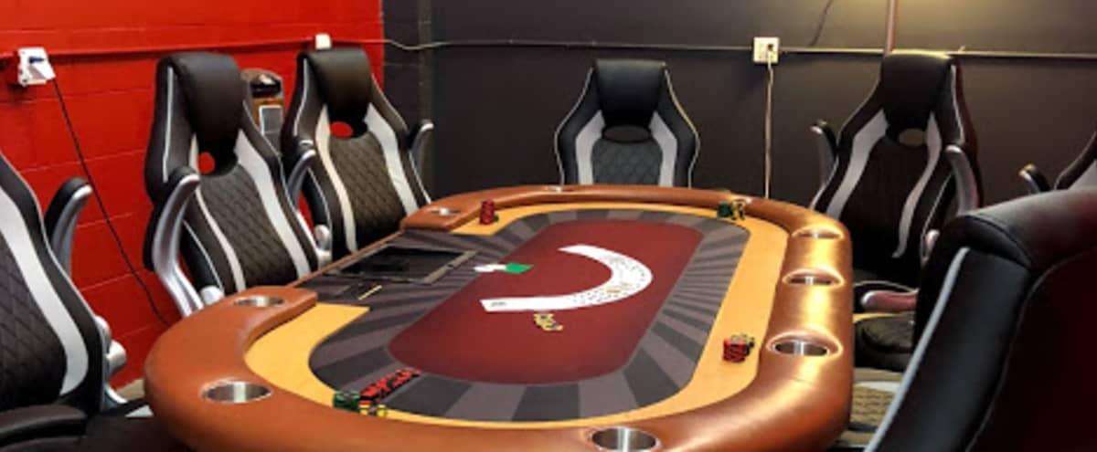 Unique Poker Space in glendale Hero Image in Pacific - Edison, glendale, CA