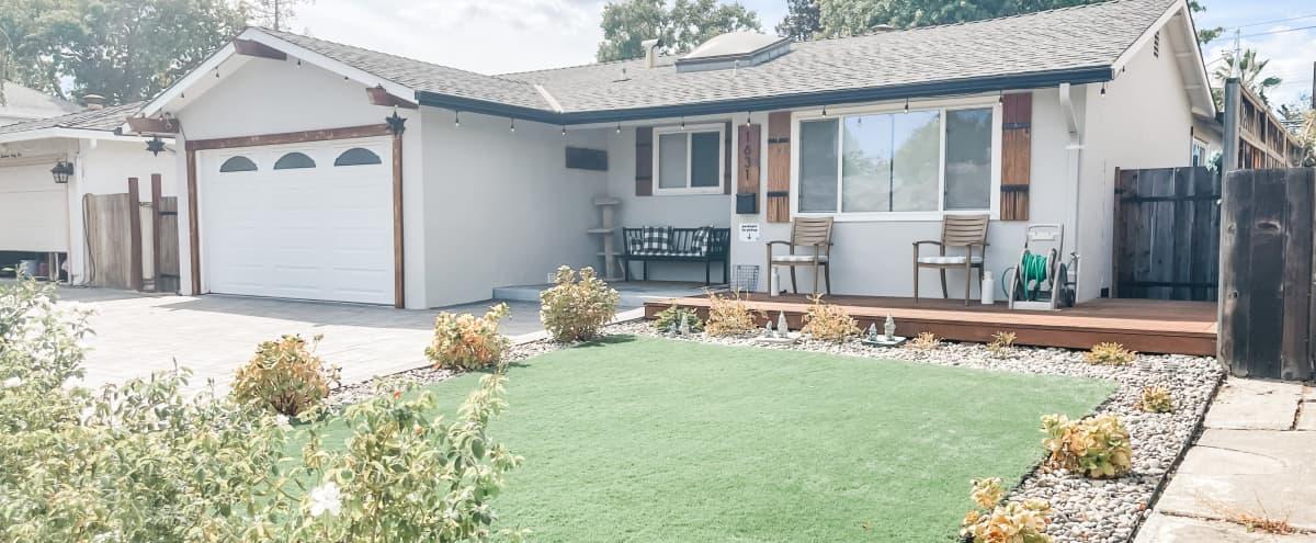 Modern Suburban San Jose Home in San Jose Hero Image in Rainbow, San Jose, CA
