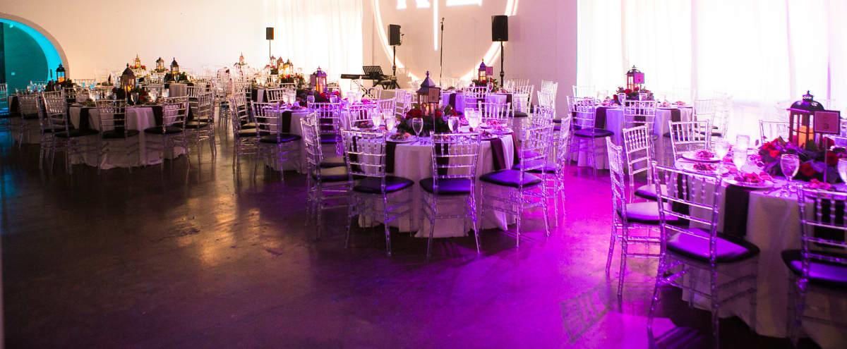 Unique & Open All White Event & Production Space in The Design District in Dallas Hero Image in Design District, Dallas, TX