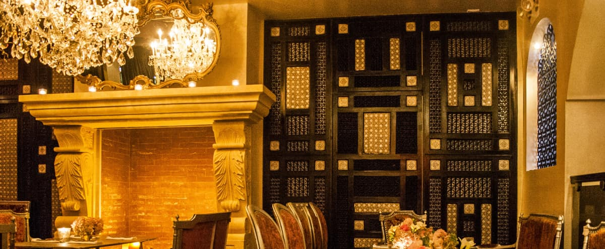 Historic West Village Middle Eastern 6000 sf Restaurant in new york Hero Image in Lower Manhattan, new york, NY