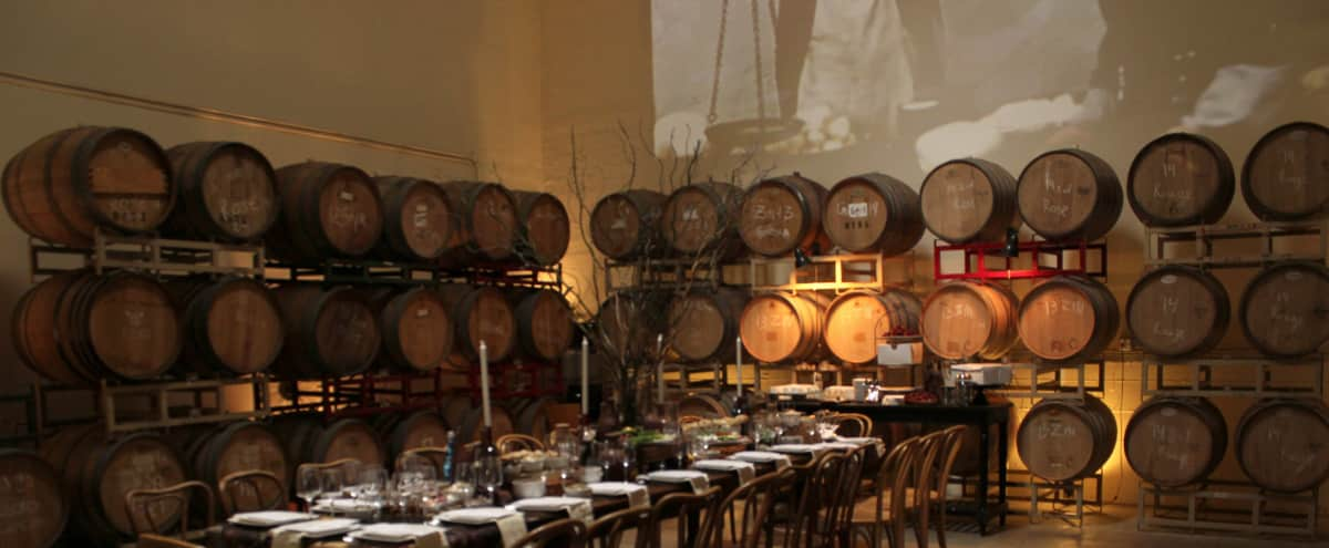 Urban Winery | Tasting Room | Barrel Room in San Francisco Hero Image in Mission District, San Francisco, CA