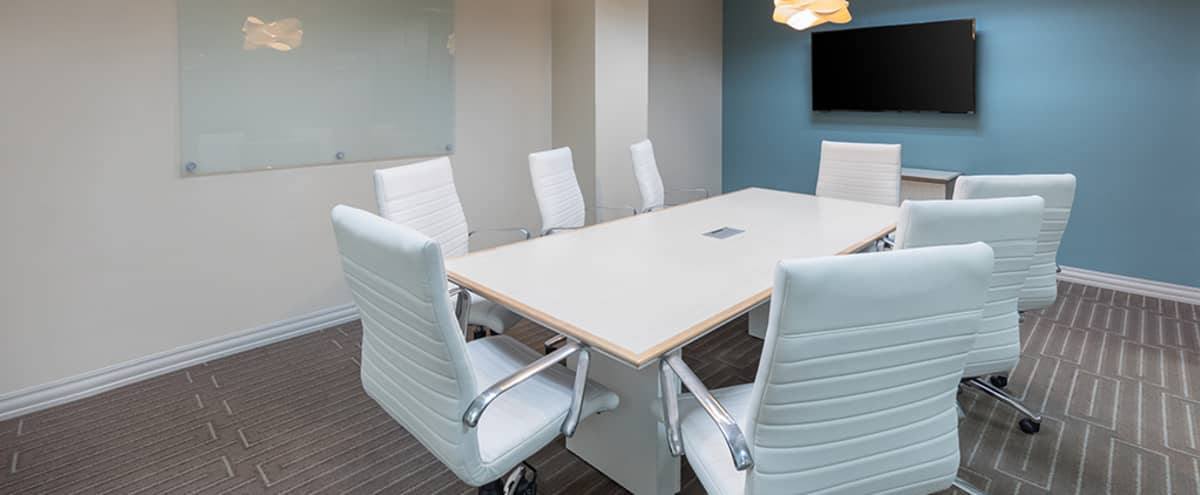 8 person Conference Room in Cerritos Hero Image in undefined, Cerritos, CA