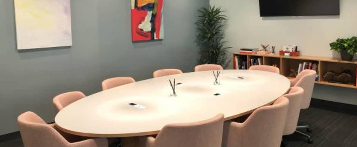 Modern Meeting Room - The Met in Costa Mesa Hero Image in South Coast Metro, Costa Mesa, CA
