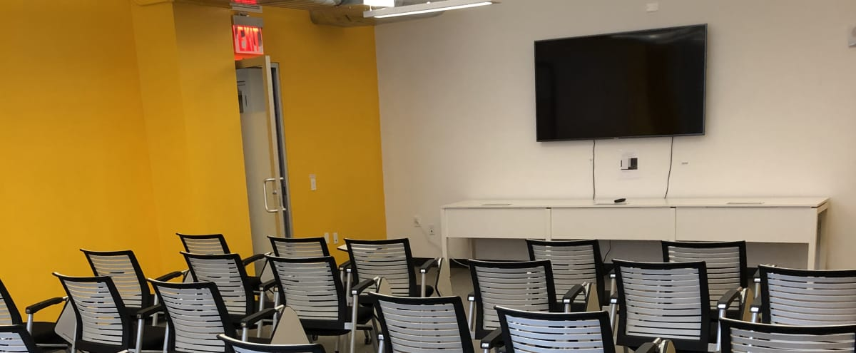 New Conference/ Meeting Room for 10+ in Midtown in New York Hero Image in Midtown, New York, NY