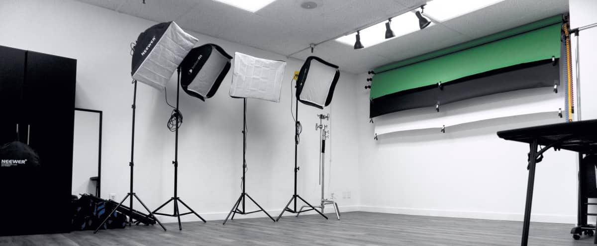 Versatile Photo & Film Studio With Lights Included in Los Angeles Hero Image in Atwater Village, Los Angeles, CA
