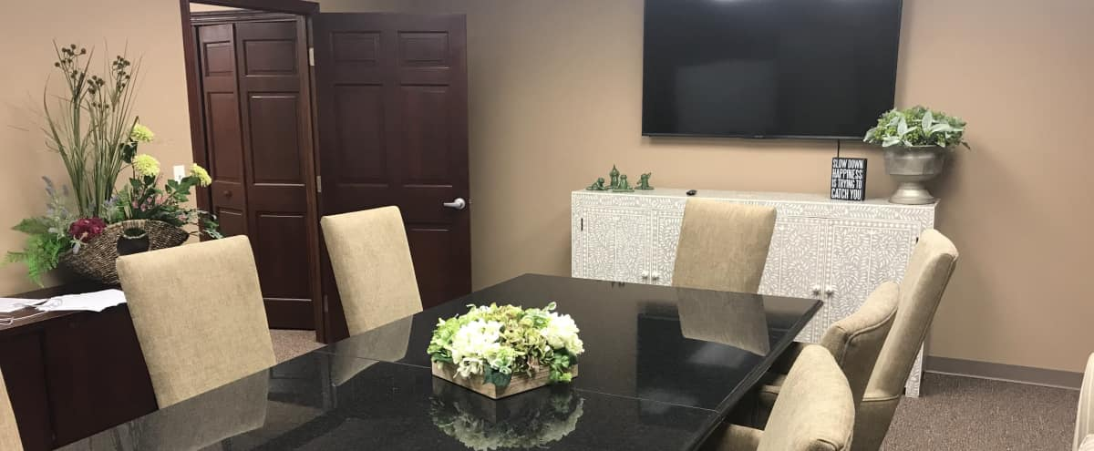 Warm and Inviting Conference Room and Meeting Space in Barrington Hero Image in undefined, Barrington, IL