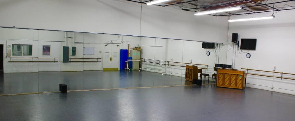 Spacious Dance Studios in Pasadena in Pasadena Hero Image in Lamanda Park, Pasadena, CA