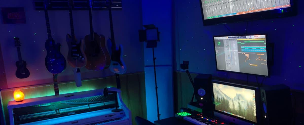 Versatile Music Studio in Redwood City Hero Image in undefined, Redwood City, CA