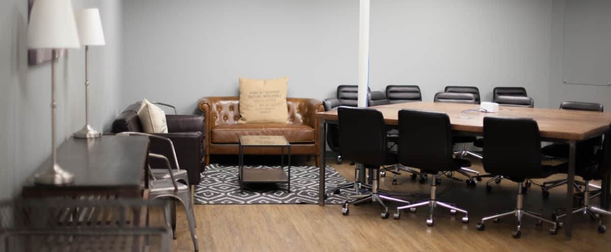 Cozy, Modern Conference Rooms in Austin Hero Image in St. John/Coronado Hills, Austin, TX