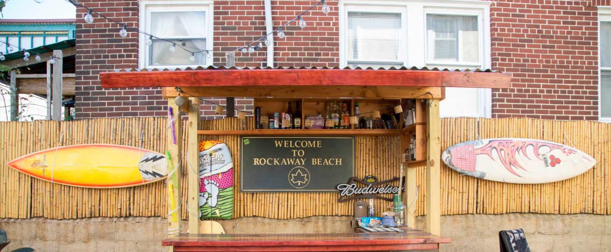 Colorful Surf House in Rockaway Park Hero Image in Rockaway Park, Rockaway Park, NY