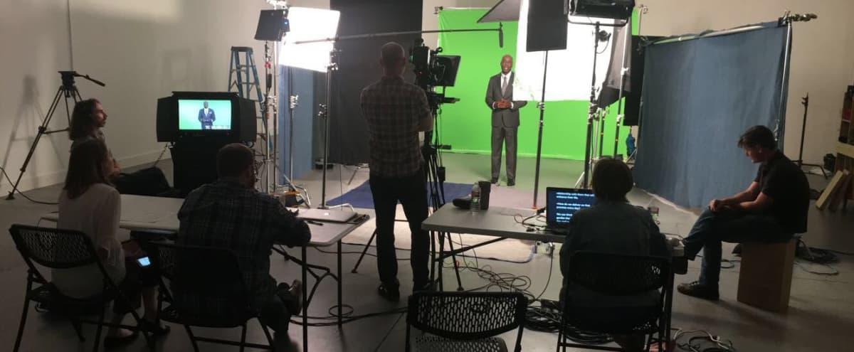 White Box Production Studio | Studio B in Dallas Hero Image in Lake Highlands, Dallas, TX