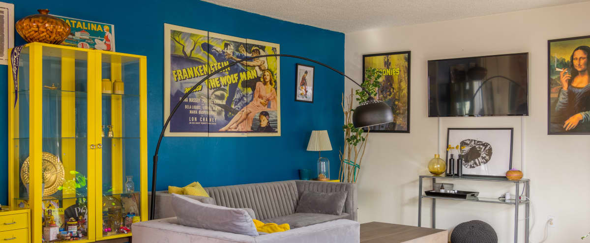 Color & Character in West Hollywood//Melrose Place in Los Angeles Hero Image in Central LA, Los Angeles, CA