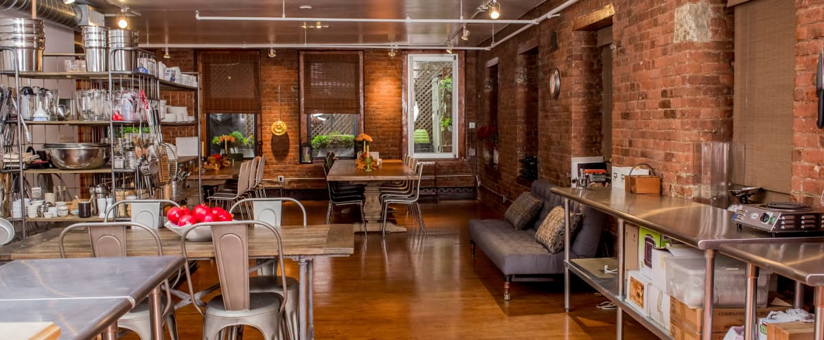 Charming Loft in Little Italy with Chef's Kitchen in New York Hero Image in Little Italy, New York, NY