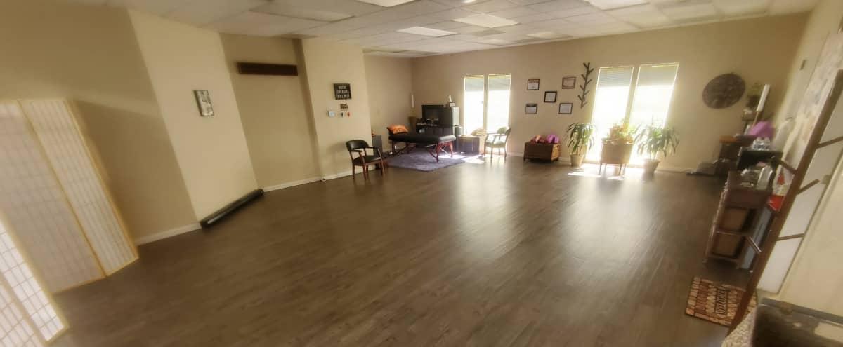 Yoga Studio Makes for Great Photo Shoots! in San Jose Hero Image in Edenvale, San Jose, CA