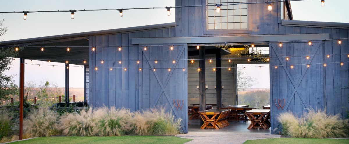 Modern Texas Ranch - Rustic Barn & Wide Open Spaces in Lockhart Hero Image in undefined, Lockhart, TX
