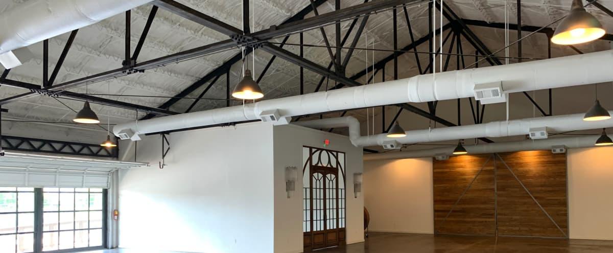 Large, Rustic Modern Industrial Warehouse in Westside Atlanta in Atlanta Hero Image in Blandtown, Atlanta, GA