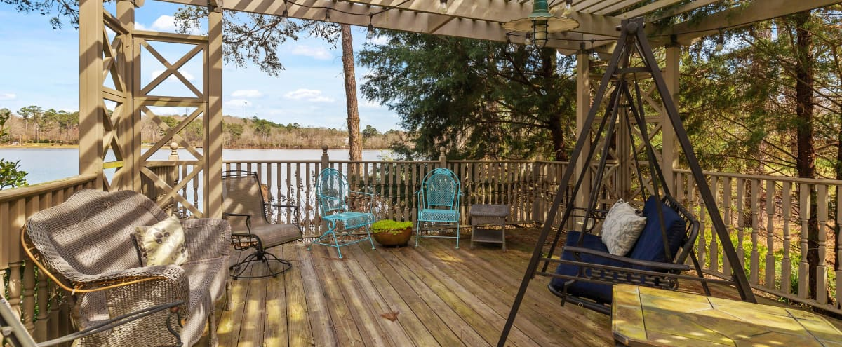 Incredible Stone Mountain Lakeside Retreat!! in Lilburn Hero Image in undefined, Lilburn, GA