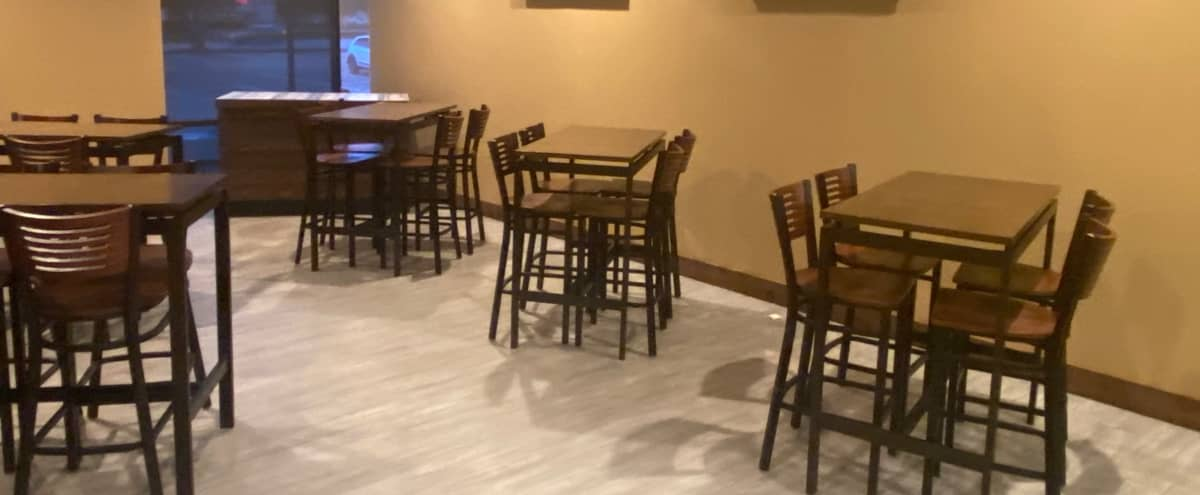 Event space within Restaurant and Bourbon Bar in Kennesaw Hero Image in Big Shanty, Kennesaw, GA