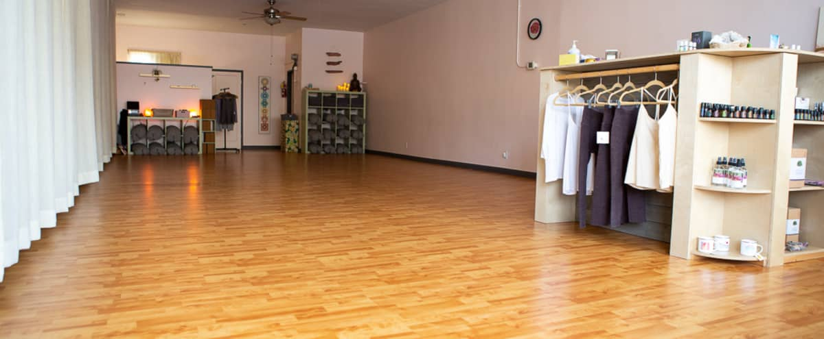 Yoga Studio  in the charming town of Montrose in Montrose Hero Image in Montrose, Montrose, CA