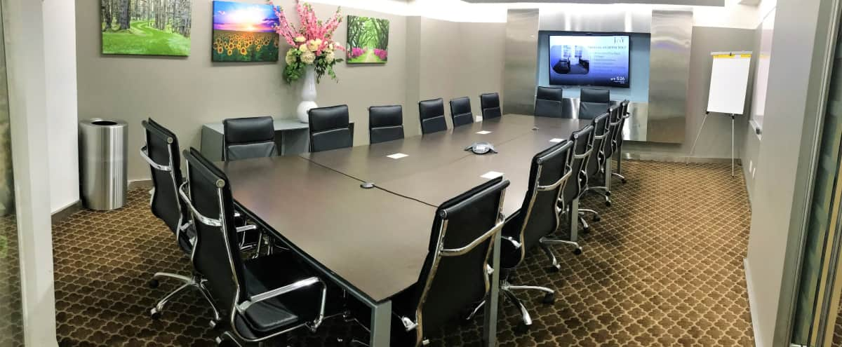 Beautiful, Large Executive Meeting Room D for 18 People - TS in NEW YORK Hero Image in Midtown, NEW YORK, NY