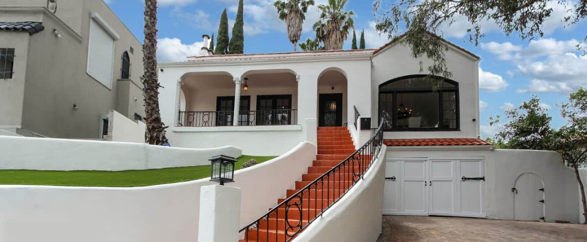 Hacienda-Style Villa Close To Central Hollywood in los angeles Hero Image in Central LA, los angeles, CA