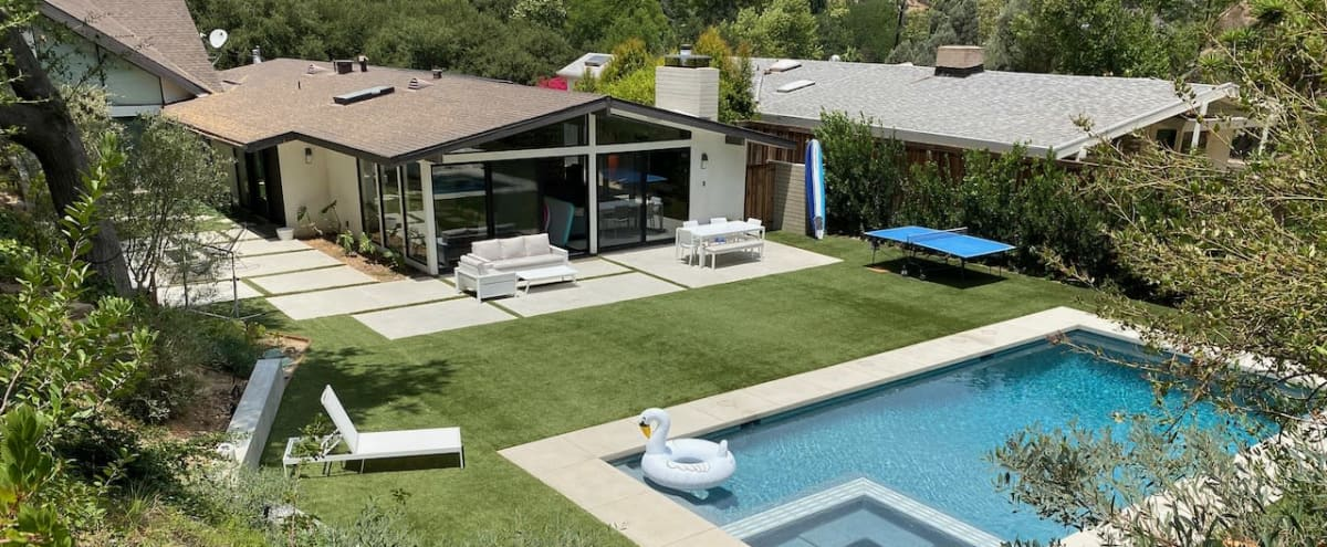 Backyard Oasis with Resort Style Pool in Sherman Oaks Hero Image in Sherman Oaks, Sherman Oaks, CA