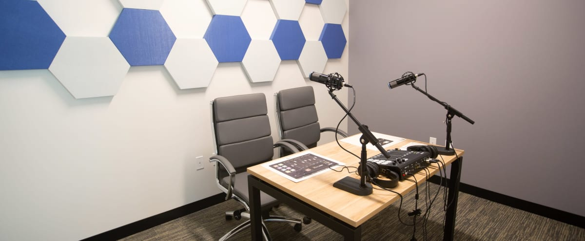 Well-Equipped Podcast Room in Orlando Hero Image in undefined, Orlando, FL