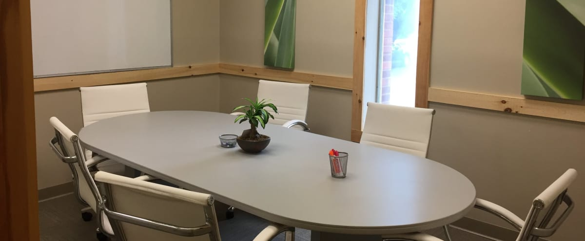 Luxurious Meeting Room for 6 with Whiteboard & TV in West St Paul Hero Image in undefined, West St Paul, MN