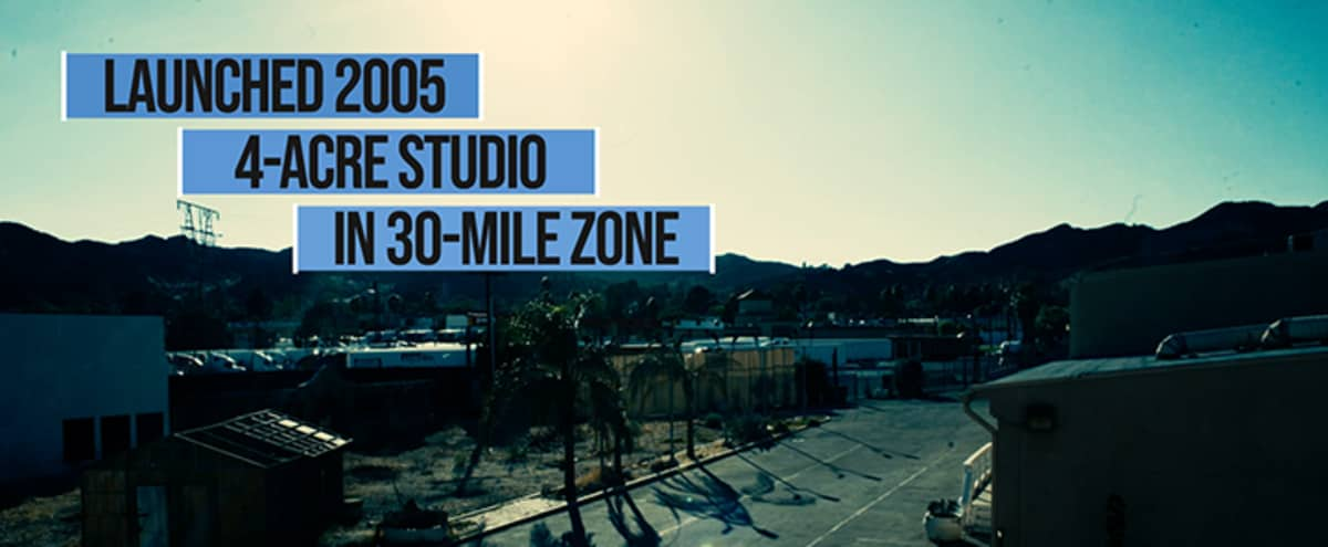 Premier Film Production Studio in Santa Clarita, CA in Castaic Hero Image in undefined, Castaic, CA