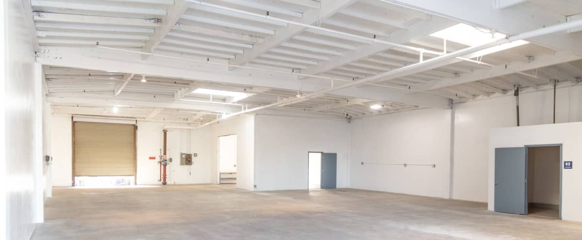 Raw Studio/Warehouse For Filming and Events in Los Angeles Hero Image in South Los Angeles, Los Angeles, CA