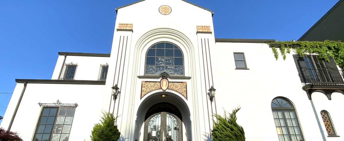 Mosswood Chapel in Lower Temescal in Oakland Hero Image in Mosswood, Oakland, CA