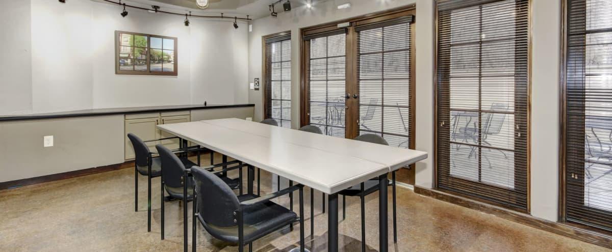 Medium Conference Room for 6 near Sacramento in Sacramento Hero Image in East Sacramento, Sacramento, CA