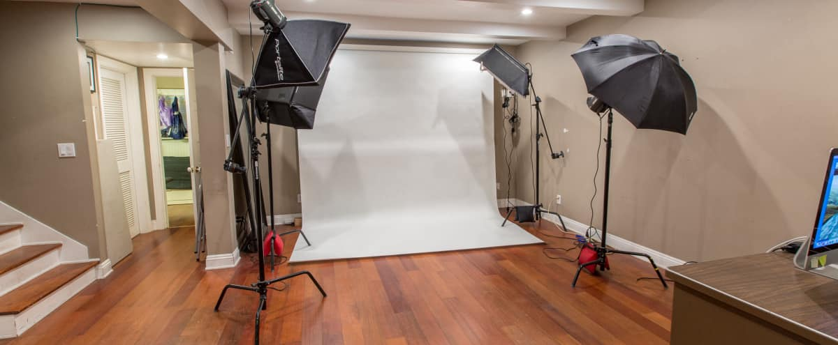 The Los Feliz Photography Studio in Los Angeles Hero Image in Central LA, Los Angeles, CA