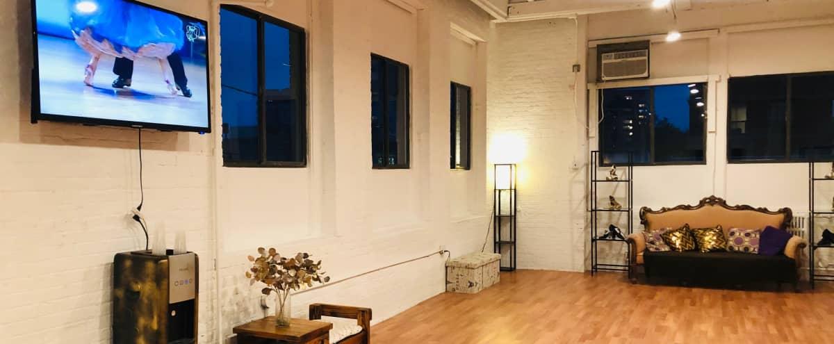 Beautifull Loft Style Event Space/Dance studio for rent in Hoboken Hero Image in undefined, Hoboken, NJ
