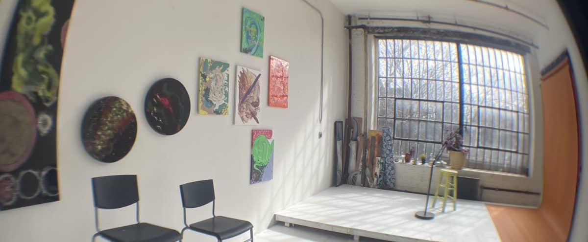 Lofty Brownsville Creative Studio [Amalgamation Inc] in Brooklyn Hero Image in Brownsville, Brooklyn, NY