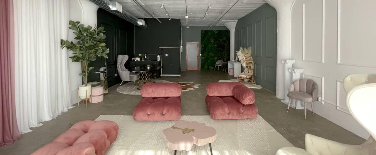 DTLA Arts District - Stylish Mid Century Modern Blossom Studio in Los Angeles Hero Image in Central LA, Los Angeles, CA